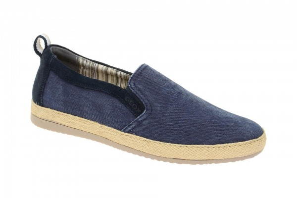 Geox Copacabana Slipper Schuhe blau