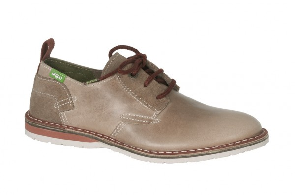 Snipe Duna 14 Schuhe in mushroom beige grau 128.114.02