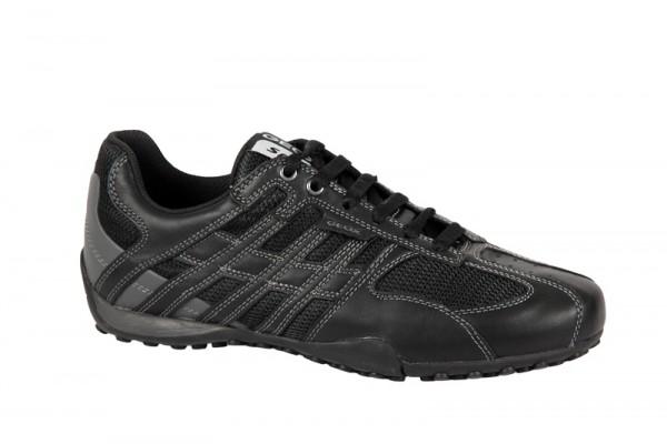 Geox Snake M Schuhe schwarz - U1107M