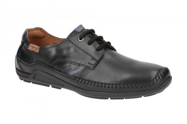 Pikolinos Azores Schuhe schwarz 06H-4045