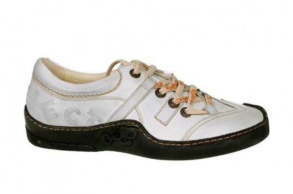 Eject Skat Schuhe weiß Damen - 10007