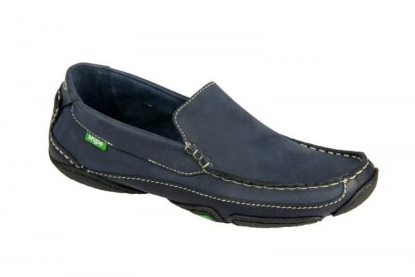 Snipe Moncada 12 Schuhe blau Mokassin