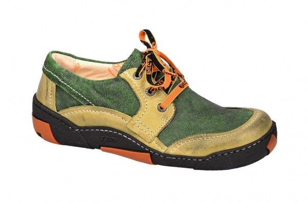 Eject Ice Schuhe grün gelb 15813.1