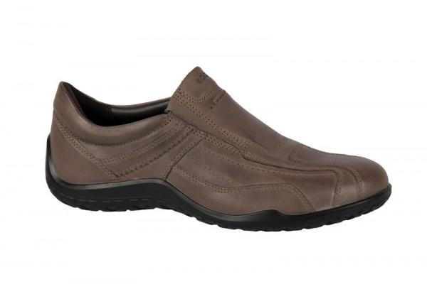 Ecco Dacapo Schuhe navajo braun Slipper
