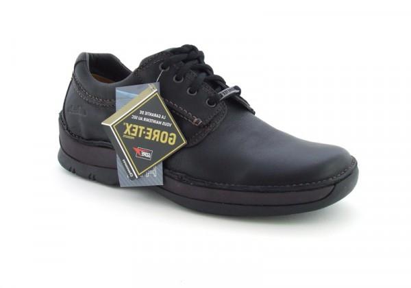 Clarks Selbourne GTX 2 Schuhe schwarz