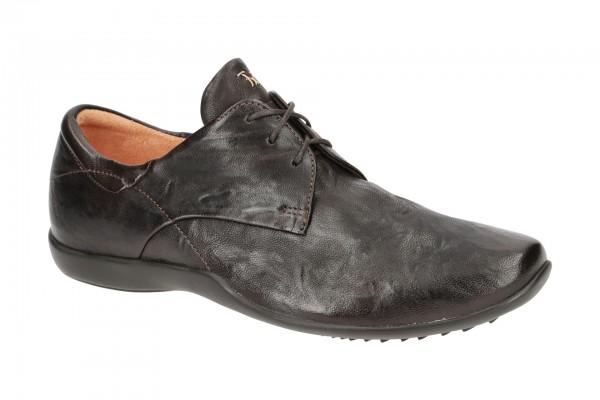 Think Stone Schuhe dunkelbraun 612