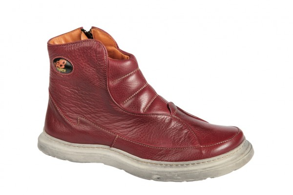Eject Sony2 Schuhe E-7159/2 Warmfutter Boots rot