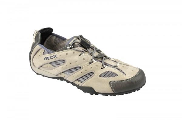 Geox U0107Y 02214 C0665 Snake hellgrau