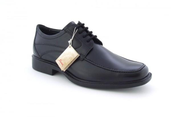 Sioux Arbono Schuhe schwarz
