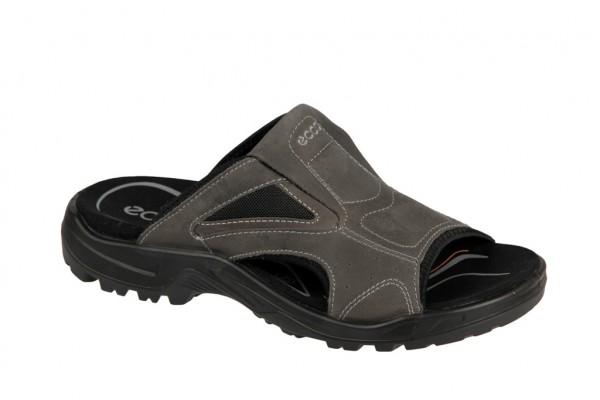 Ecco Offroad Riva Pantolette warm-grey grau 82200457082