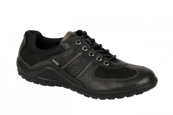 Ecco Connection Schuhe schwarz Gore-Tex