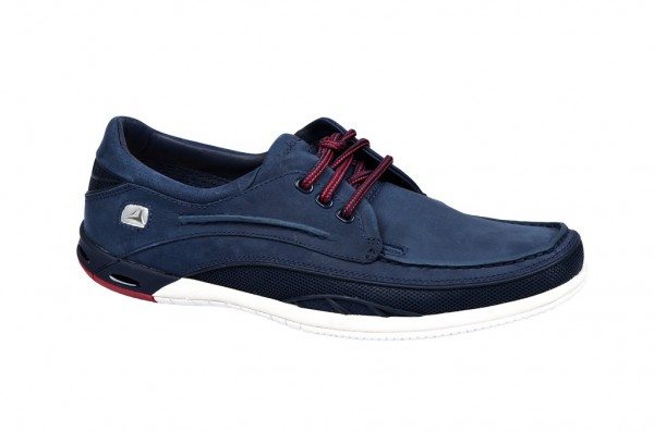 Clarks Orson Lace Schuhe in navy blau - 20348660