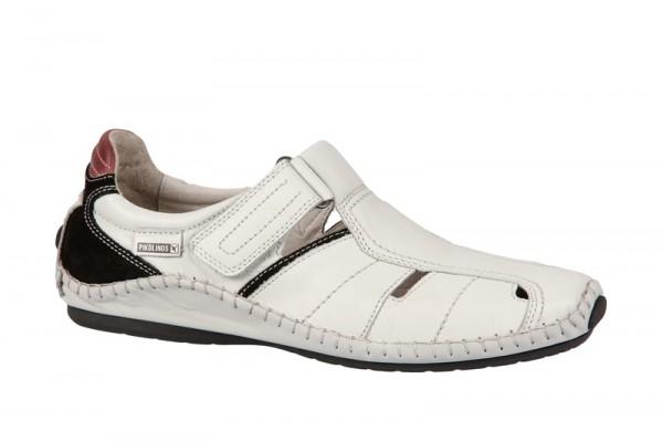 Pikolinos 08J-5824F Schuhe weiß Slipper