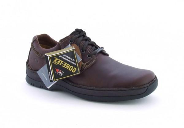 Clarks Selbourne GTX2 Schuhe braun