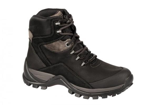 camel active Vancouver GTX Boots in schwarz 754.12.04