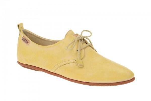 Pikolinos Calabria Schuhe gelb 917-7123