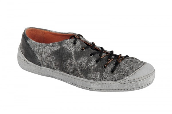 Eject Dass Schuhe E-11207 Sneaker schwarz grau