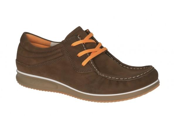 Ecco Mind Schuhe in braun Mokassin 59000402482