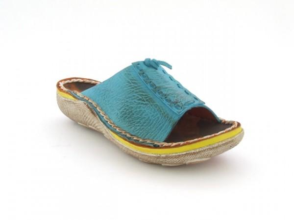 Eject Fixe E-11509 Pantolette blau