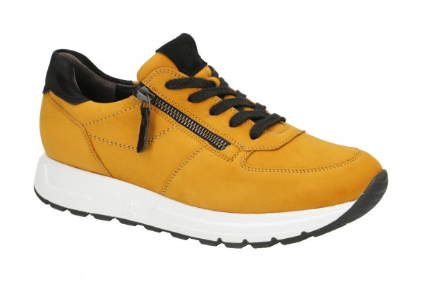 Paul Green Schuhe Sneakers gelb 4856