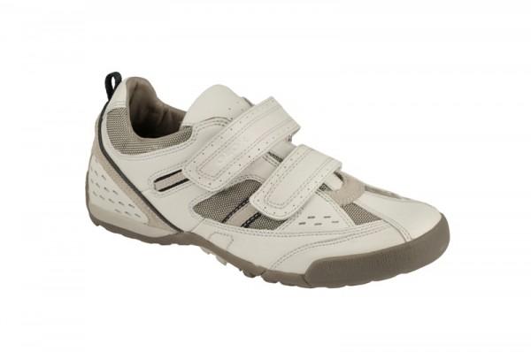 Geox Traccia G Schuhe weiß beige