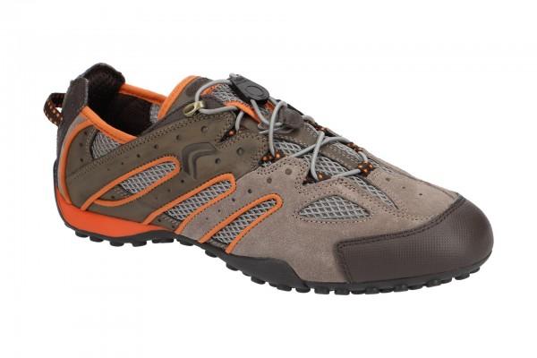 Geox Snake Schuhe beige orange U4207J