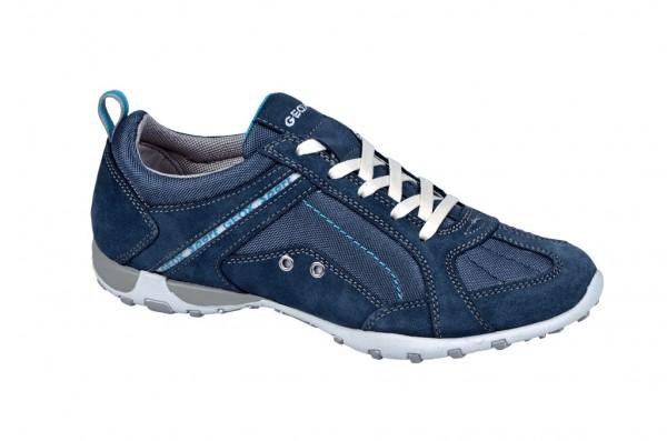 Geox Freccia Schuhe navy dunkelblau Sportschuhe