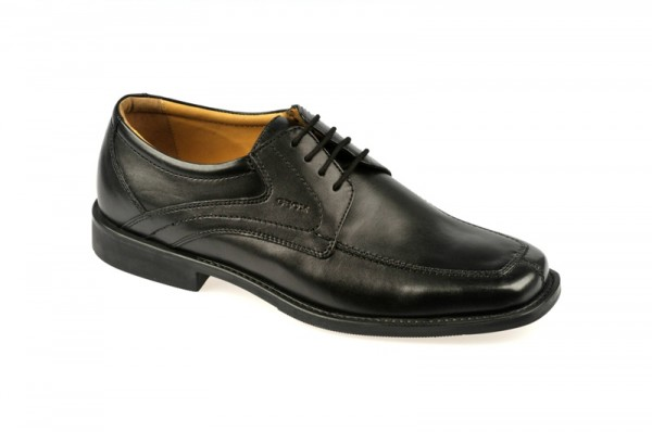 Geox Provider Respira Schuhe schwarz Business
