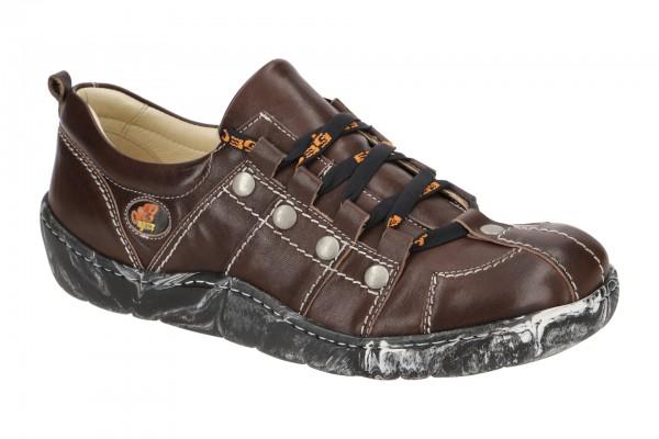 Eject Ocean Schuhe dunkelbraun 9596