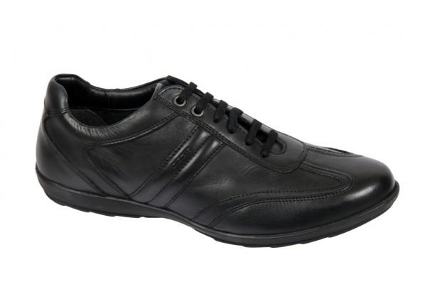 Geox Respira Icona Schuhe schwarz
