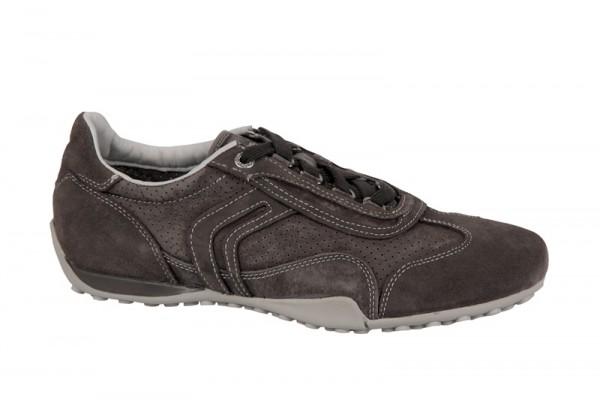 Geox Snake R Schuhe grau Used Look Sneaker