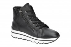 Gabor Stiefelette Mid-Sneakers schwarz 53.703.27