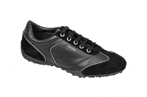 Geox Snake C Schuhe in schwarz D2412C