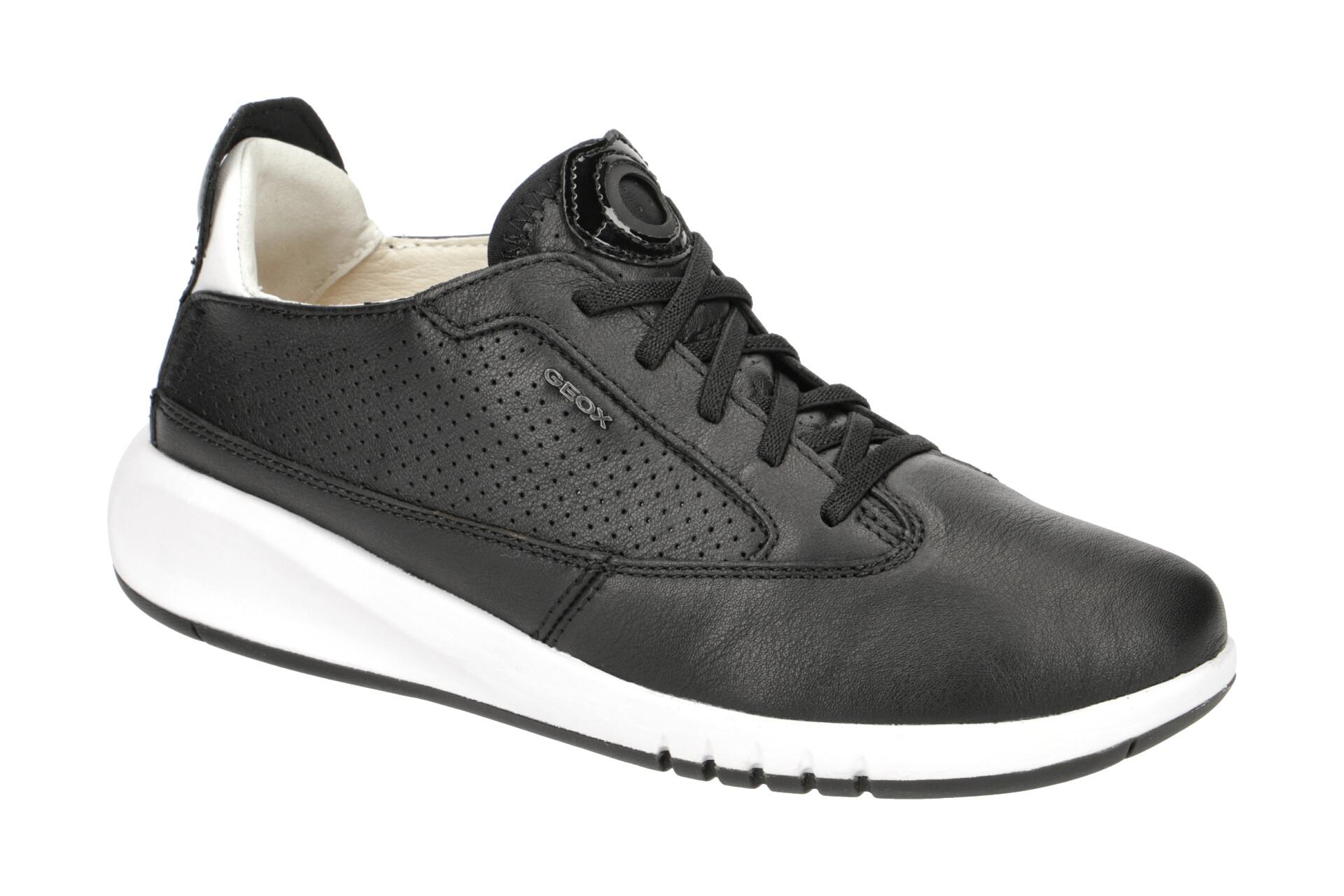 Geox Damenschuhe Halbschuhe Sneaker AERANTIS Donna