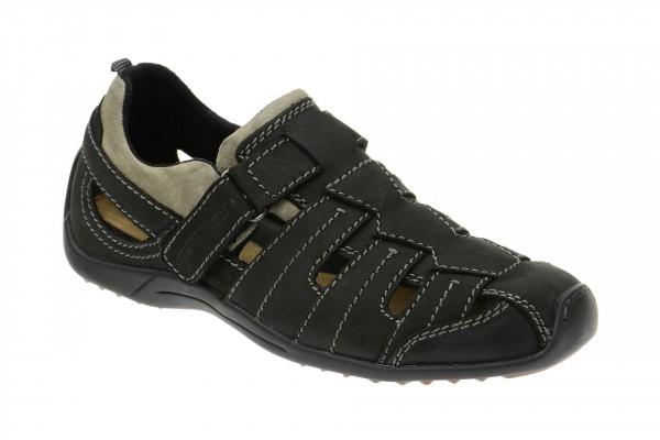 camel active Manila 12 Schuhe schwarz grau 292.12.03