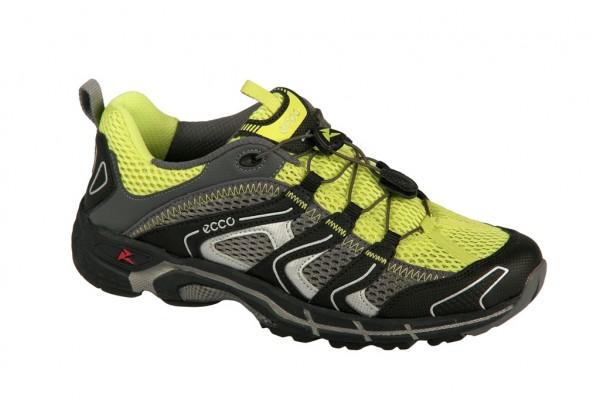 Ecco Ultra Terrain 3.0 Schuhe schwarz gelb