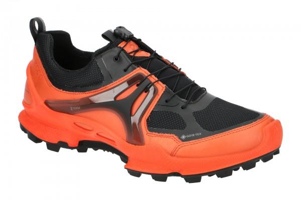 ecco Biom C Trail Schuhe orange GORE TEX