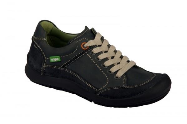 Snipe Tabarca Schuhe schwarz Schnürer