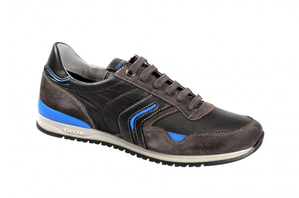 Geox Speed P Schuhe in schwarz Sneakers U32X1P
