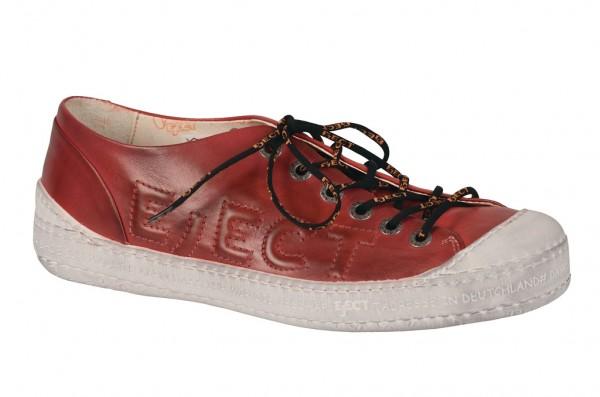 Eject Dass Sneaker in rot - E-11593/1