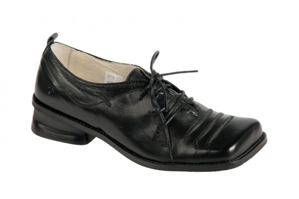 Tiggers Yvonne 3 Schuhe karree schwarz BTC-8601