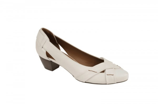 Högl 3721 Pumps in offwhite weiß