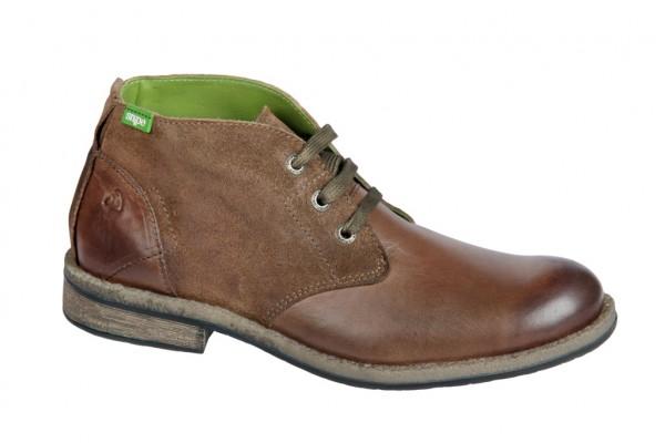 Snipe Desierto 12 Schuhe in nut braun Ankle Boots 124.112.02