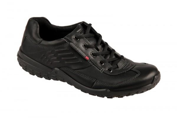 Ecco Terrano Schuhe schwarz Herren Schnürer