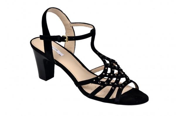 Geox Mariele Mid Sandale schwarz