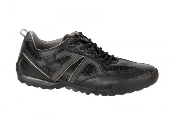 Geox Traccia G Schuhe in schwarz U2209G