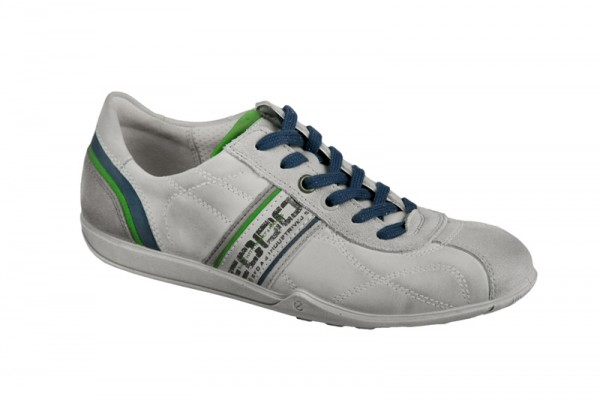 Ecco Urban Light Schuhe grau weiß Sneakers