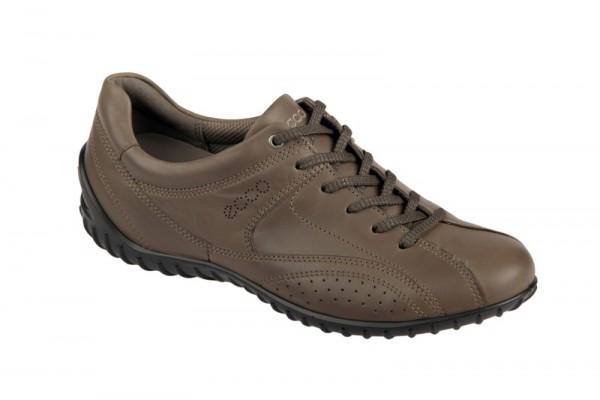 Ecco Charm Tie Schuhe in warm grey grau