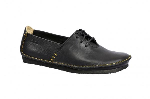 Clarks Faraway Land Schuhe schwarz
