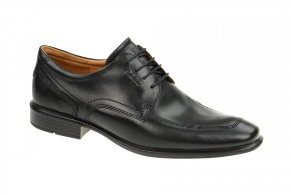 Ecco Cairo Schuhe schwarz - 63151401001